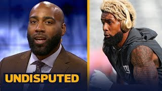 DeAngelo Hall discusses the pending payday for Odell Beckham Jr. | NFL | UNDISPUTED