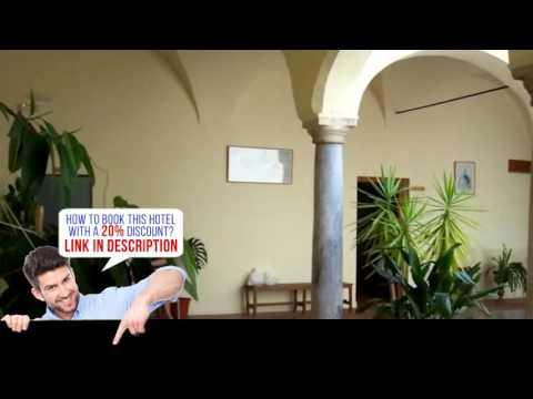 Albergue Convento De San Francisco, Zafra, Spain, Review HD