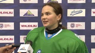 Илона Маркова: «Мы исправили ошибки и наладили игру»