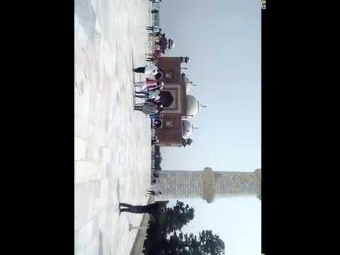 Taj Mahal the wonderful place in india