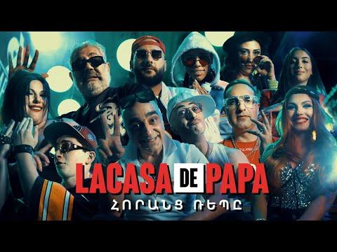 LA CASA DE PAPA - HORANC REPY