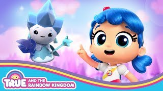 Meet The Ice Queen And Icy The Ice Crystal | Winter Wishes | True And The Rainbow Kingdom