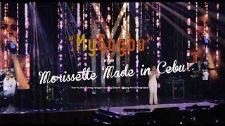Morissette is Made in Cebu - Ikaw Ay Ako |  Anong nangyari sa ating Dalawa | Kapag Ako Ay Nagmahal