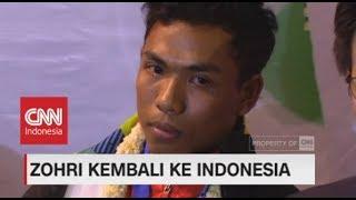 Tangis Juara Dunia, Saat Zohri Mengenang Ayah Ibu nya, Juara Dunia Junior Lari 100 Meter