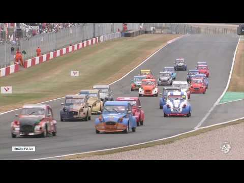 Donington Park TV coverage