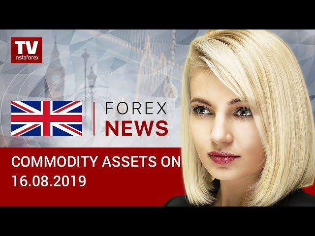 16.08.2019: Oil trading higher as recession worries ebb (Brent, USD/RUB)