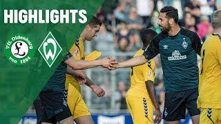 Pizarro Trifft Auch In Oldenburg & Harnik Sogar Doppelt | VfL Oldenburg – SV Werder Bremen 1:7
