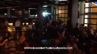 Shake Rattle & Roll Dueling Pianos Video of the Week - PACKED HOUSE!
