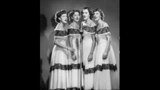 The Chordettes, Never On Sunday (1960)