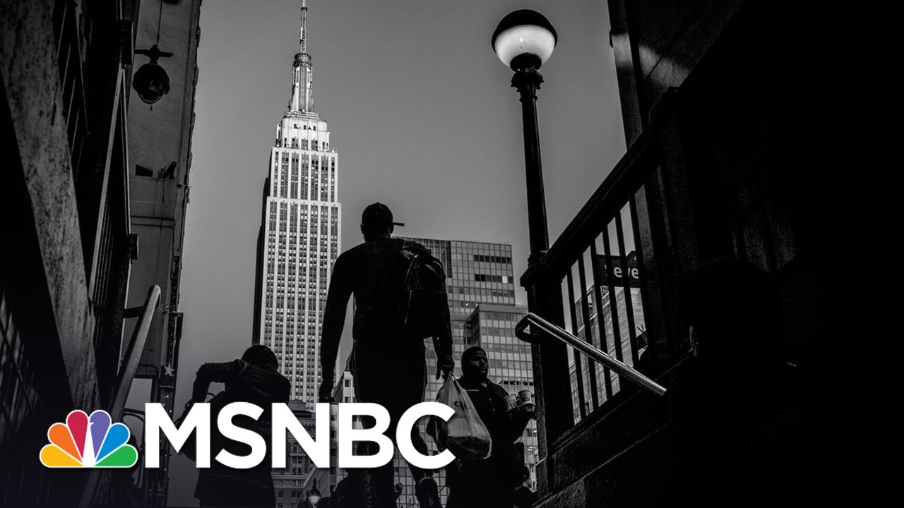 NYC Voter Retrieves Court Order So He Can On Primary Day | MSNBC thumbnail