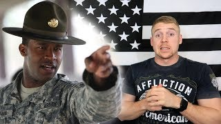5 Things To NEVER Say To A Drill Sergeant!