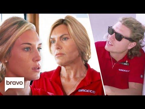 Captain Sandy Lets June Foster Go & João Is Fed Up With Jack | Below Deck Med Highlights (S4 Ep12)