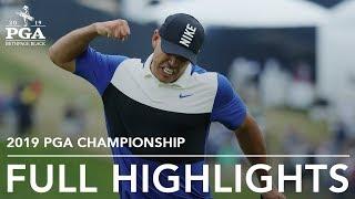 Full Tournament Highlights For The 2019 PGA Championship