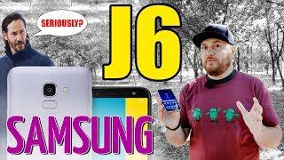 Обзор Samsung J6 (2018) - доступный смартфон с Infinity Display