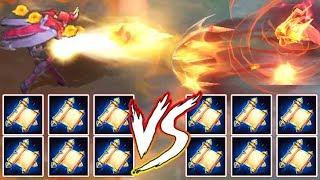 火炎焱:金納VS瑪迦|煉獄和尚能否降服聖炎幽影?/精彩時刻【傳說對決】Jinna VS Marja & Best Moments!