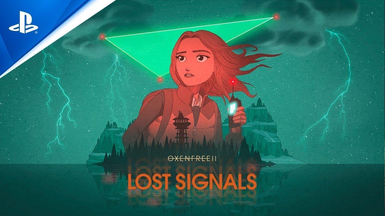 Entdeckt als Riley die Geschichte von OXENFREE II: Lost Signals