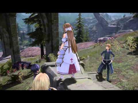 Видео № 1 из игры Sword Art Online: Alicization Lycoris [PS4]
