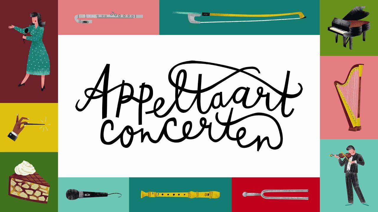 Appeltaartconcert Vivaldi, Cimarosa en Bach