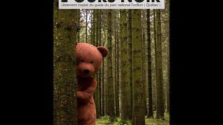 Черный медведь - короткометражка ужасы комедия трэш 2015