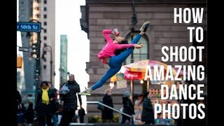 How To Shoot Amazing Dance Photos That Will Go Viral | Shutterbug