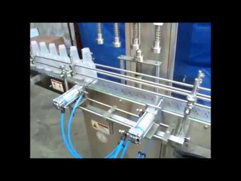 Four Head Air Jet Cleaning Machine