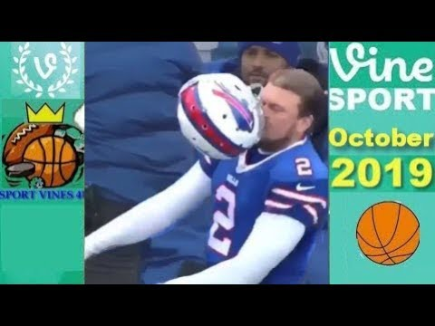 The Best Sports Vines of October 2019 - Week #1