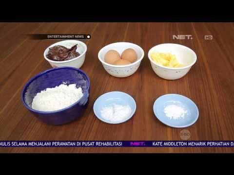 Video E-news Kitchen - Sus Kering Cokelat