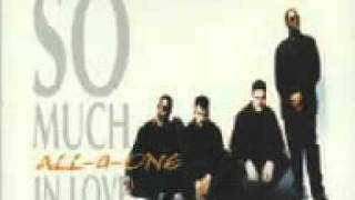 All 4 One - So Much In Love (Radio Mix)