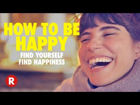 Finding Happiness Within Yourself // How to be happy