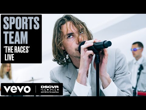 Sports Team - The Races (Live) | Vevo DSCVR Artists to Watch 2020