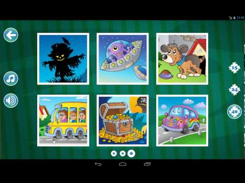 Video of Jigsaw Puzzles for Kids LITE
