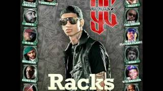 "YC- ""Racks on Racks"" (Remix) FT. Various Artist YScRoll"