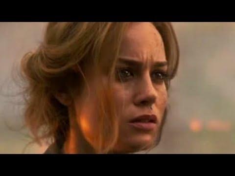 New Captain Marvel Trailer Fixes A Potential Avengers 4 Plot Hole