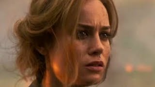 New Captain Marvel Trailer Fixes A Potential Avengers 4 Plot Hole