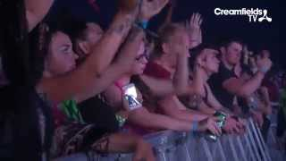 MK - Live @ Creamfields 2014