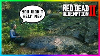 What Happens If You DON'T Help Charlotte The Widow At Willard's Rest In Red Dead Redemption 2?