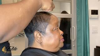 Natural Looking Hair Weave | Alopecia Hair Weaving | Alternative Hair Weaving