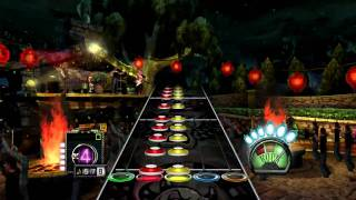 Dragonforce - Above the Winter Moonlight (Guitar Hero)