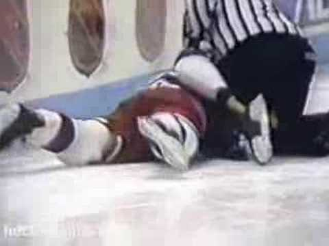 Mike Eagles vs. Joey Kocur
