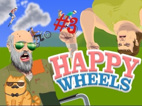 [Play] - Happy Wheels #3