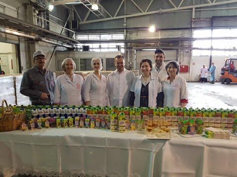 Губернатор Краснодарского края высоко оценил производство ЮЖНОЙ СОКОВОЙ КОМПАНИИ