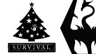 Skyrim Special Edition Выживание Легенда! Лучник + Creation Club #5