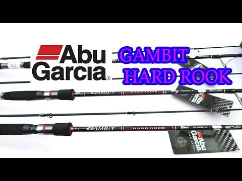 Cần câu lure Abu Garcia Gambit Hard Rook 662M - Chính Hãng Siêu nhẹ