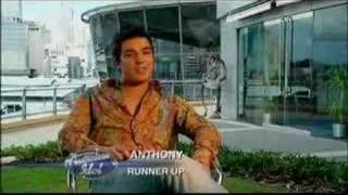 Anth on Oz Idol Off The Record