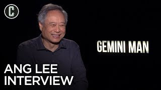 Gemini Man: Ang Lee Interview