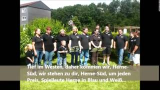 preview picture of video 'Cold Water Challenge - Spielmannszug Herne-Süd 1987'