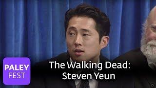 The Walking Dead - Steven Yeun On Glenns Character Development