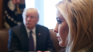 Ivanka Trump is officially a federal employee