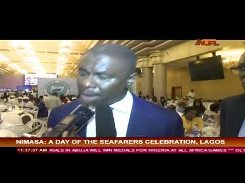 A Day of the Seafarers Celebration in Lagos NIMASA 25-06-2019