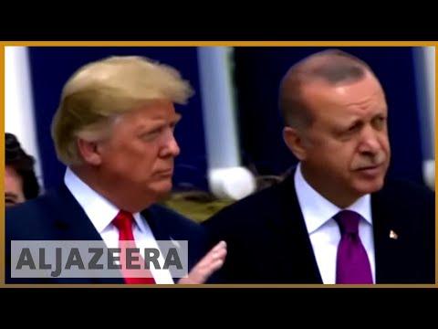 🇺🇸 🇹🇷 US threatens more sanctions on Turkey over detained pastor   Al Jazeera English